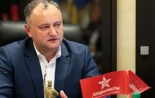 Испуганный Додон начал просить пощады от России из-за Рогозина: пророссийский президент оскорбил свое правительство, вымаливая не вводить санкции против Молдовы