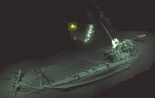 Древнегреческий корабль в глубинах Черного моря: ученые показали невероятный снимок артефакта
