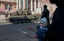 Ситуация в Донецке: новости, курс валют, цены на продукты 06.05.2015