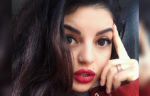 Юная жительница Харькова набила татуировку с Зеленским и котиками – кадры