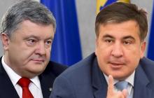 Саакашвили раскрыл, будет ли мстить Порошенко по приезде в Украину