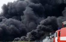 Во Львове прямо на матче начался мощный пожар: сотни человек оказались в зоне ЧП - кадры