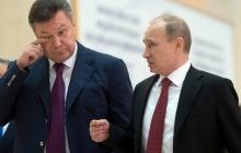 """Путин """"спас"""" Януковича, но забыл выразить соболезнования по поводу смерти сына"""