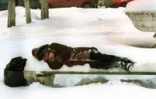 На Тернопольщине от травм и холода умер переселенец из Донбасса