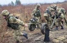 Ситуация на Донбассе: штаб ООС заявил об ухудшении, ранен боец ВСУ - карта
