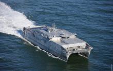 """Новейший десантный корабль ВМС США Yuma идет к берегам Украины - оккупант """"на нервах"""""""