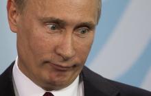 """В России состоялись """"похороны"""" Путина - эксклюзивные фото взрывают Интернет"""