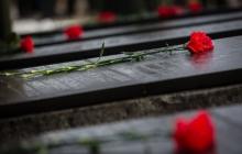 Украина чтит память своих героев, погибших на войне в других странах