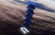 SpaceX вывела на орбиту Земли еще 60 спутников Starlink - кадры обошли весь мир