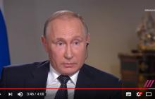 Путина поймали на вранье прямо во время ТВ-эфира: видео вызвало возмущение даже у россиян