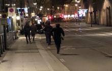 Громкий теракт во Франции - много пострадавших, есть погибшие: кадры