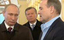 Россия может снять санкции с Вилкула, Добкина, Шурмы и Колесникова: в чем причина и какова тут роль Медведчука