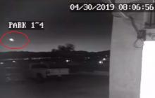 """Светящийся НЛО """"завис"""" между двумя штатами: американцы потрясены """"атакой"""" инопланетян - видео"""
