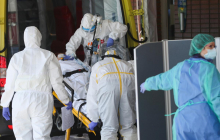 Испания обогнала Италию по числу заболевших COVID-19, статистика