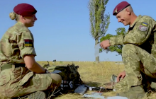 Медики Украины и Британии вместе отработали оказание первой медицинской помощи - кадры с учений облетели Сеть