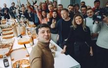 Вокруг команды Зеленского скандал в Сети: поклонник французской подруги Путина будет начислять зарплаты учителям