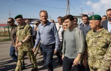 """Туск не смог сдержать эмоций от увиденного на Донбассе: """"Мирные жители в ловушке российской войны"""""""