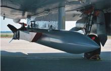 """Украинская ракета """"Молния"""" угрожает Черноморскому флоту России - кадры"""