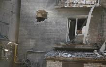 """ДНР: Горловку обстреляли из """"Градов"""", горит жилой дом"""