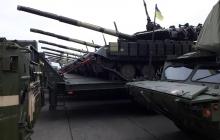 """ВСУ """"обрастают мускулами"""": истребители МиГ-29, самолеты Ан-26, танки Т-64 м БТРы встали на защиту Украины"""