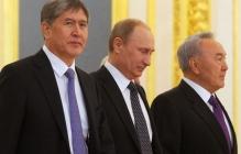 Путин хочет поссорить Казахстан и Кыргызстан: у Назарбаева и Атамбаева назревает конфликт - встречи в Сочи не будет