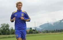 Игрок сборной Украины продолжит карьеру в России