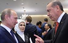 """Очередной """"нож в спину"""" Путину от Эрдогана: Анкара купит американские Patriot вместо российских С-400"""