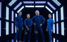 VG совместно с UA презентовали первые в мире спецкостюмы для космических туристов - видео