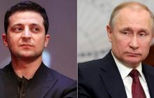"""Путин назвал, из-за каких слов Зеленского произойдет """"ухудшение отношений между Украиной и Россией"""""""