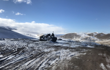Город Лачин в Нагорном Карабахе не отдают под контроль Азербайджана