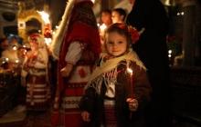 Украина празднует Пасху: онлайн-трансляция пасхальных богослужений в Киеве