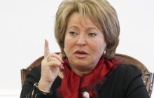 """Матвиенко просто """"поиздевалась"""" над жителями Северной Кореи: """"Санкции им не мешают, КНДР достигает успехов"""""""