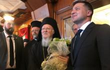 Зеленский встретился на Фанаре с Варфоломеем – детали переговоров