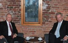 Что Путин наговорил про Украину лидеру Финляндии: в СМИ попали его перлы о войне на Донбассе