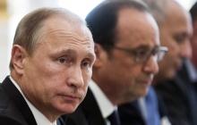 Олланд поставил диагноз Путину: в ЕС решились назвать единственную причину развязывания кровавой бойни в Донбассе и Сирии