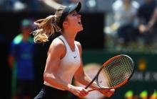 Элина Свитолина в финале в Риме победила первую ракетку мира и выиграла теннисный турнира WTA