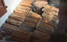 МВД: в Амвросиевке боевики похитили 800 кг взрывчатых веществ
