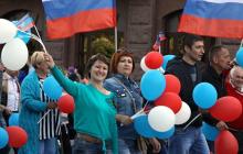 """Жители """"ДНР"""" и """"ЛНР"""" против Украины и за Путина: как на самом деле проводился опрос"""