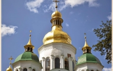 В Луцке состоялся благодарственный молебен за предоставление Томоса при участии Филарета и Порошенко