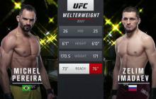 """Российскому бойцу Имадаеву в США надавали пощечин на турнире UFC за """"срыв"""" на дуэли взглядов"""