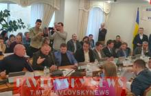 """Кива на людях повысил голос на генпрокурора Рябошапку: """"Я ничего не боюсь"""""""