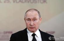 Путин устроил истерику в прямом эфире в ответ на неудобный вопрос об оккупации Донбасса