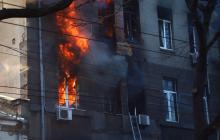 Пожар в Одессе: в больнице умерла 43-летний преподаватель колледжа - фото