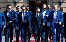 Кто будет представлять Украину в Париже на нормандском саммите
