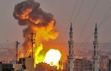 В секторе Газа снова горячо: появились кадры сокрушительной атаки-мести Израиля по ХАМАС