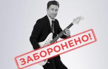 СБУ объяснила причину запрета на въезд в Украину певцу Валерию Сюткину: детали