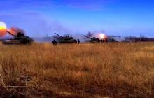 """Боевики """"ДНР"""" обстреляли из артиллерии два села в глубоком тылу в Волновахском районе - люди всю ночь прятались в подвалах (кадры)"""