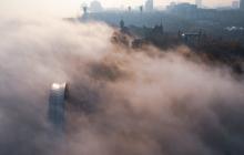 Киев накрыл ядовитый смог – дети не пошли в школу, власти призвали всех закрыть окна
