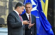 Агрессия России против Украины: Порошенко передал генсеку НАТО важные документы – появились подробности и видео