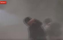 Российские танки в Сирии расстреляли американских журналистов – кадры